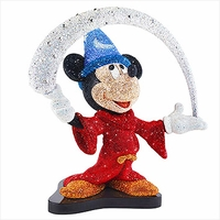 Crystal Myriad Mickey The Sorcerers Apprentice Limited Edition