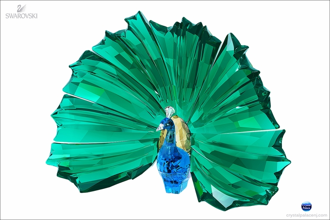 (SOLD OUT) Swarovski SCS  Peacock Arya Annual Edition 2015