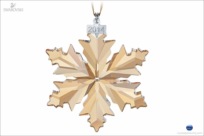 (SOLD OUT)RETIRED  SCS Christmas Ornament, Annual Edition 2014