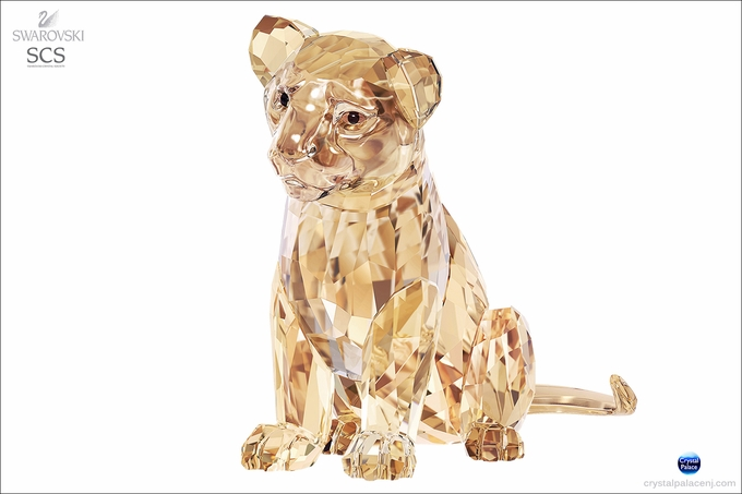Swarovski SCS Lion Cub Annual Edition 2016