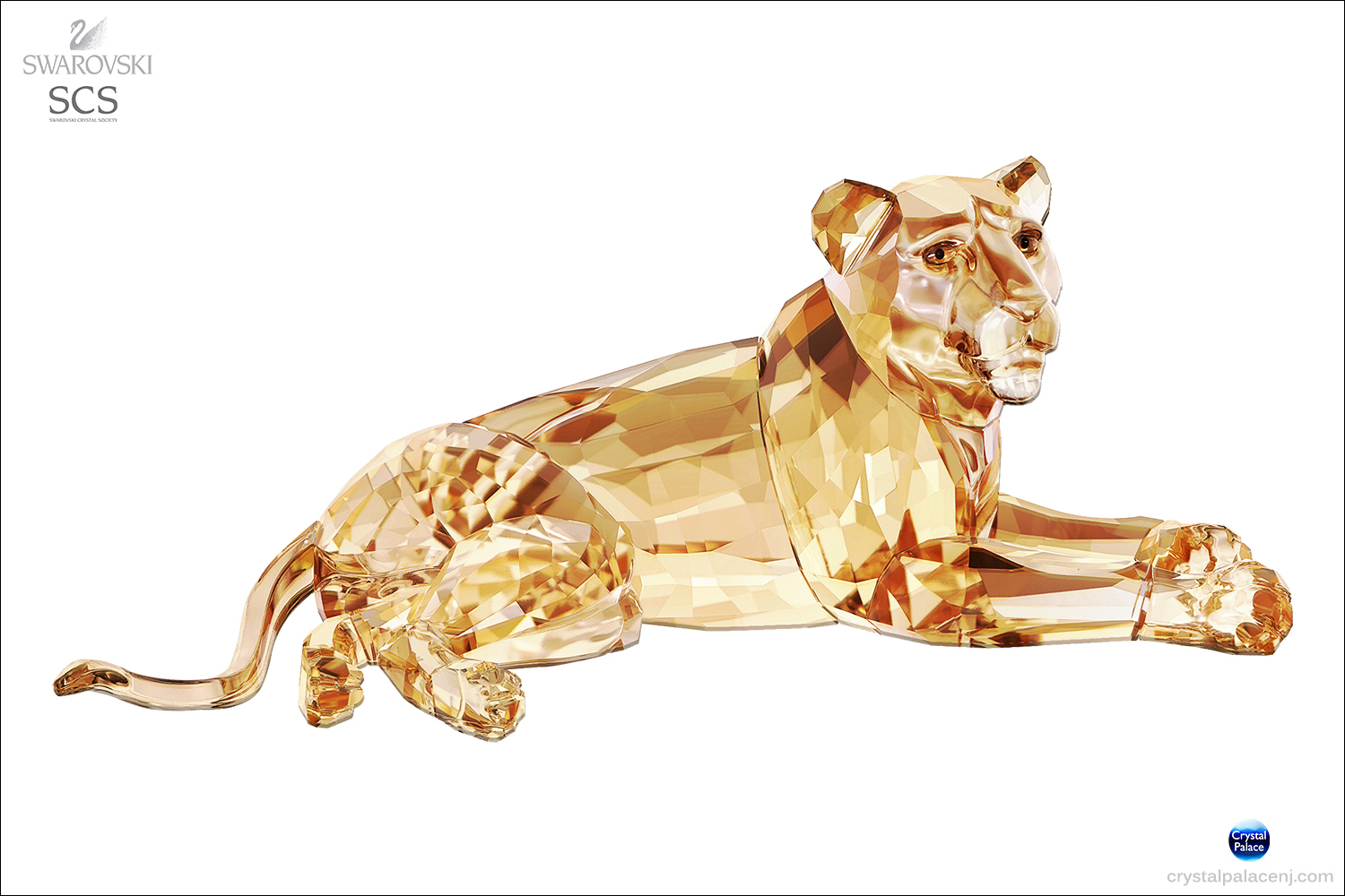 42ceda251 Swarovski SCS Lion Mother Annual Edition 2016