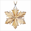 (SOLD OUT) SCS Little Snowflake Ornament Annual Edition 2014