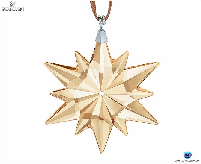 (SOLD OUT) SCS Little Star Ornament <br>Annual Edition 2017