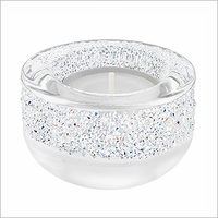 Swarovski Shimmer Tea Light, White