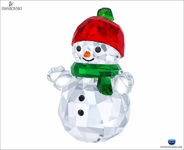 (SOLD OUT) Snowman With Red Hat