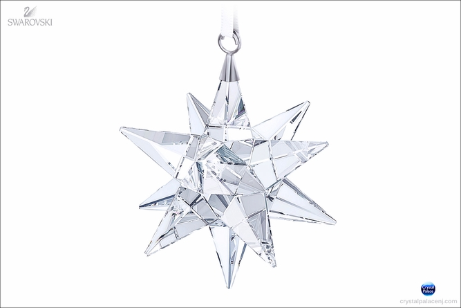 (SOLD OUT) Swarovski Star Ornament