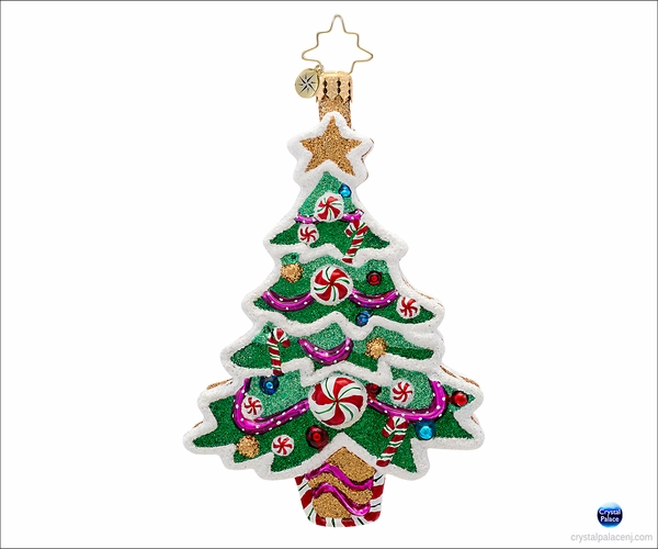 (SOLD OUT) Sweet Tooth Tree Radko Christmas Ornament