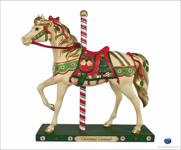 (SOLD OUT) Christmas Carousel