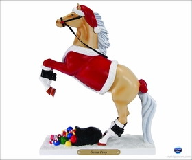 (SOLD OUT) Santa Pony