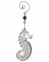 (SOLD OUT) Waterford 2013 Seahorse Christmas Ornament