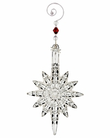 (SOLD OUT) Waterford 2013 Snowstar Christmas Ornament