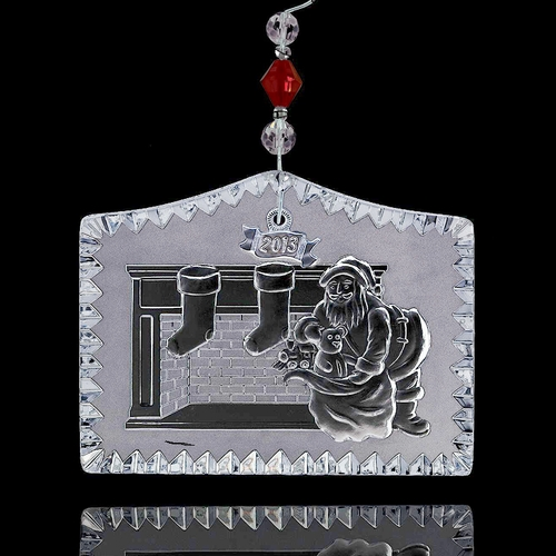 (SOLD OUT) Waterford 2013 Twas the Night Before Christmas Ornament