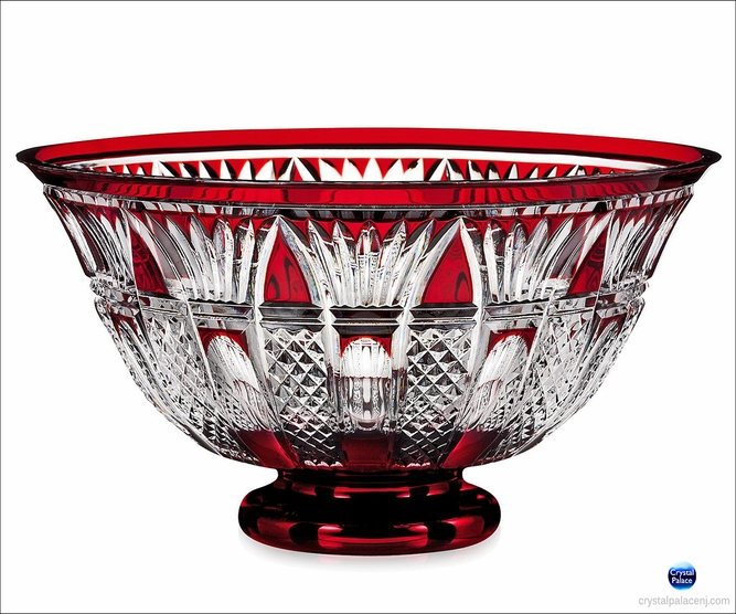 (SOLD OUT) Waterford 2015 Times Square Red Cased Bowl