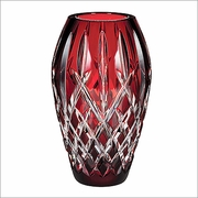 "(SOLD OUT) Waterford Araglin Prestige 7"" Red Vase"