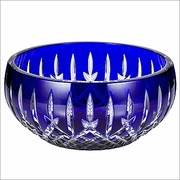 "(SOLD OUT) Waterford Araglin Prestige Cobalt 9"" Bowl"