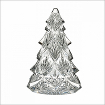 Waterford Christmas Tree Medium Sculpture, Clear