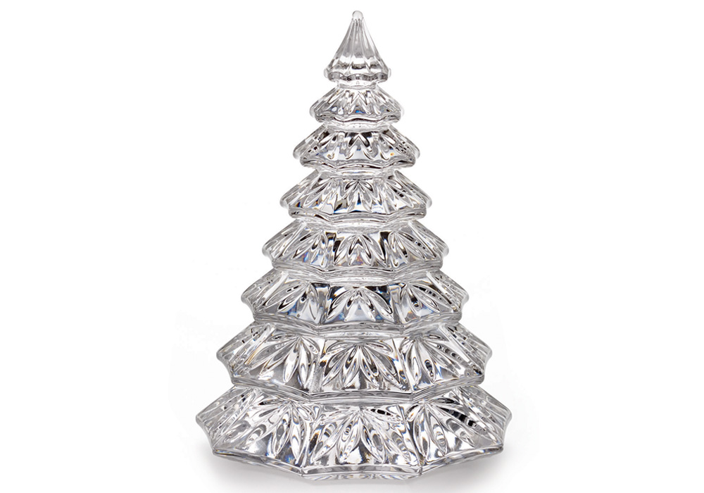 Waterford Christmas Ornaments.Waterford Christmas Tree Sculpture Clear