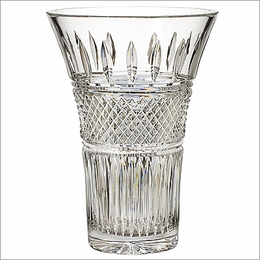 "Waterford Irish Lace 10"" Vase"
