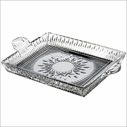 Waterford Lismore Diamond Square Serving Tray, 12""