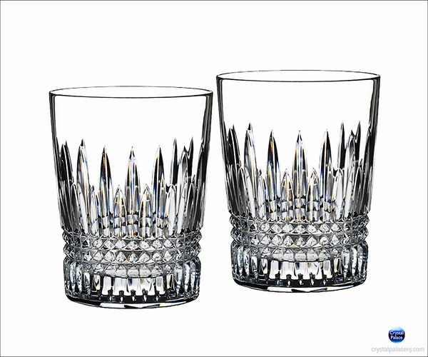 Waterford Lismore Diamond Tumbler, Set of 2
