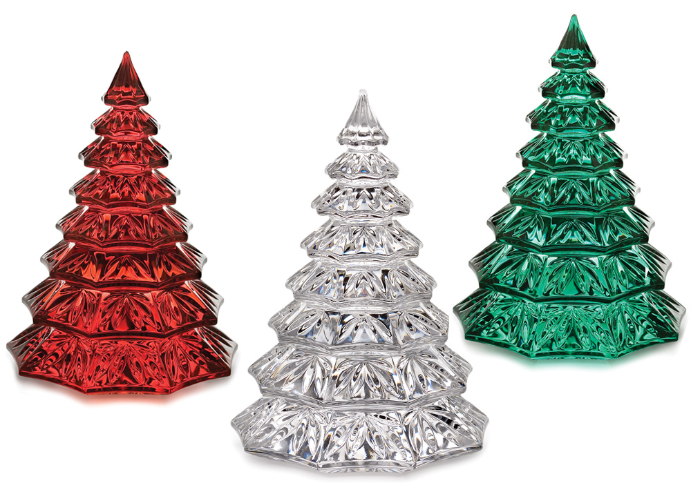 Waterford Crystal Christmas Tree Decorations