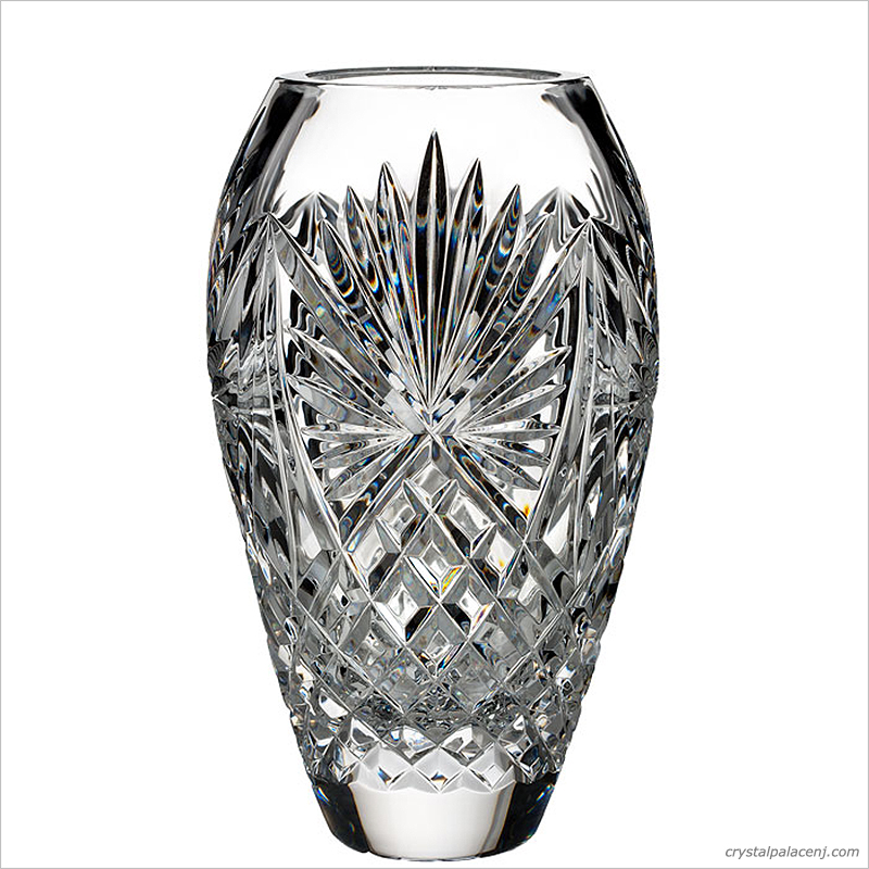 Waterford Crystal 2013 Newgrange Ambassador Vase Exclusive Limited