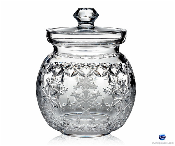 (SOLD OUT) Waterford Snowflake Wishes Goodwill Biscuit Barrel