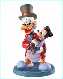 (SOLD OUT) Scrooge and Tiny Tim