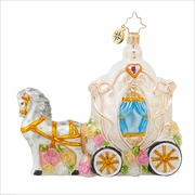 (SOLD OUT) Wedding Time  Radko Ornament