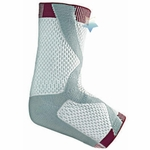 3D Knit Compression Ankle Wrap Support Brace, Pro Lite by FLA
