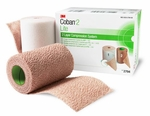 3M Coban 2 Lite Layer Compression Bandage System, # 2794