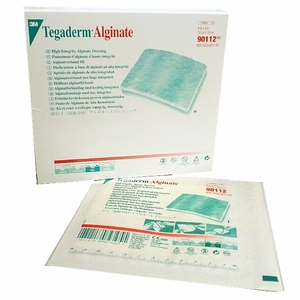 3M Tegaderm Alginate High Integrity & High Gelling Dressings, All Sizes