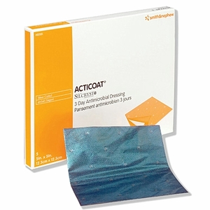 ACTICOAT Silver Burn Dressings by Smith & Nephew
