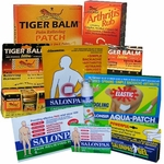 Analgesics & Pain Relieving Ointments