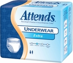 Attends Underwear Extra Absorbency Pull-On