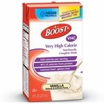 Boost VHC Very High Calorie Drink 8oz Vanilla (Case of 27) Nestle