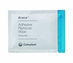 Brava Adhesive Remover Wipes (Box of 30), Coloplast # 120115