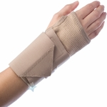 "Carpal Tunnel Wrist Support Strap, 4"" by Body Sport"
