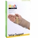 """Carpal Tunnel Wrist Support Strap, 4"""" by Body Sport"""