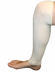 CircAid Comfort Knee-High Leg Liners, One Size Fits All