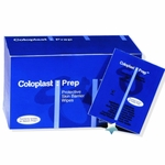 Coloplast Prep Protective Skin Barrier Wipes, Box of 54, # 2041