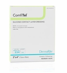 Comfitel Silicone Contact Layer Dressings by DermaRite