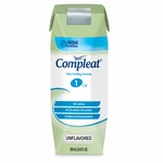 Compleat Tube Feeding Formula 8oz (Case of 24) by Nestle