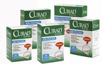 CURAD Non-Stick Pads With or Without Adhesive Tabs
