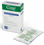 CURAD Oil Emulsion Dressing Gauze, Non-Adherent