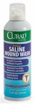 CURAD Sterile Saline Wound Wash Spray 7.1oz