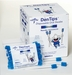 DenTips Disposable Oral Swabs, Untreated (Blue), Medline