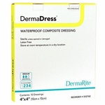 DermaDress Waterproof Composite Dressings by DermaRite