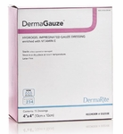DermaGauze Hydrogel Impregnated Gauze Dressings, by DermaRite