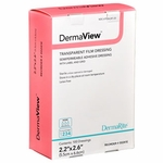 DermaView Transparent Film Dressing by DermaRite